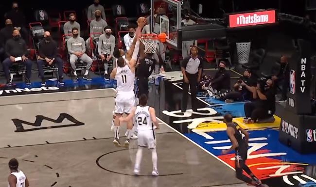 NBA今日五佳球:字母哥飛身單手阻攻格林,KD絕命三分殺死比賽!