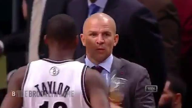 Jason Kidd叫球員故意撞自己,弄撒飲料「騙」暫停!