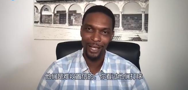 巔峰熱火三巨頭vs巔峰籃網三巨頭打3v3誰贏?Bosh:他們會贏吧!