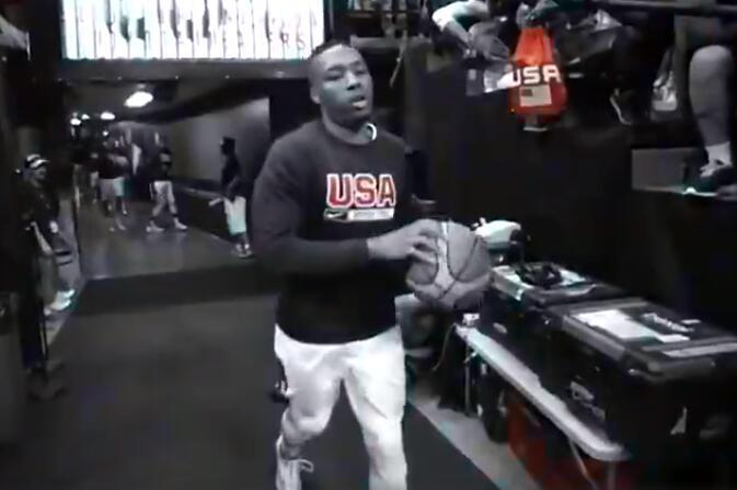 美國男籃正式公佈了他們的奧運會12人大名單,杜蘭特領銜!