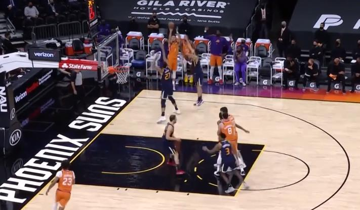 Booker職業生涯十佳跳投!
