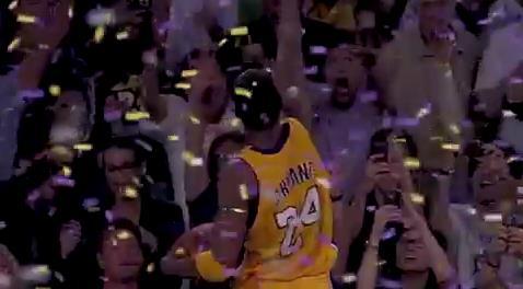 Kobe Bryant is MVP!!!