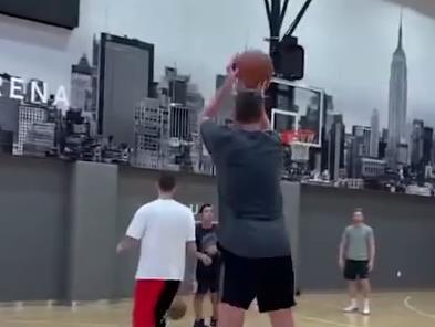 還是以前那個狼王嗎?Kevin Love最新投籃訓練影片依舊精準