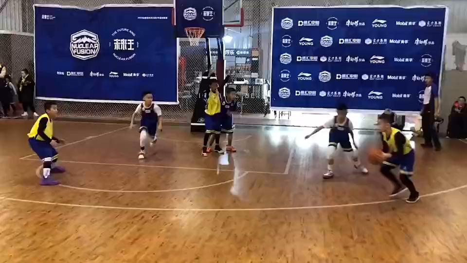 後生可畏!現在的小朋友打球都這麼強嗎?