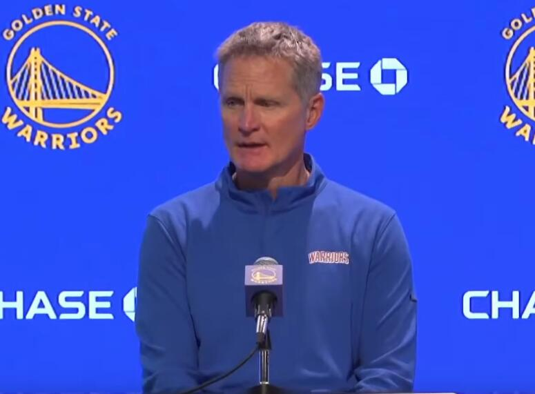 你能像Curry一樣投籃嗎?賽後科爾被記者提問,而他這一句話卻吹了三個人!