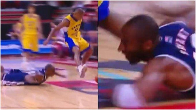 【影片】這就是曼巴精神!Kobe昔日賽場催淚瞬間,下巴磕到地板滑行數米仍在不斷搶球!