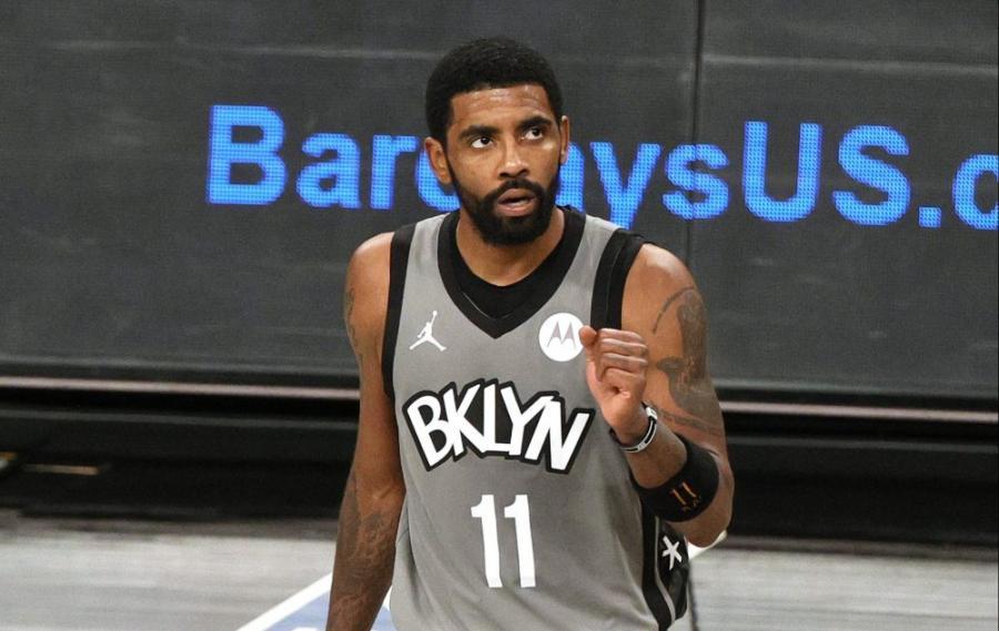 籃網好消息!哈登將穿13號球衣,厄文對於回歸很興奮,籃網官宣將繼續引援!-黑特籃球-NBA新聞影音圖片分享社區