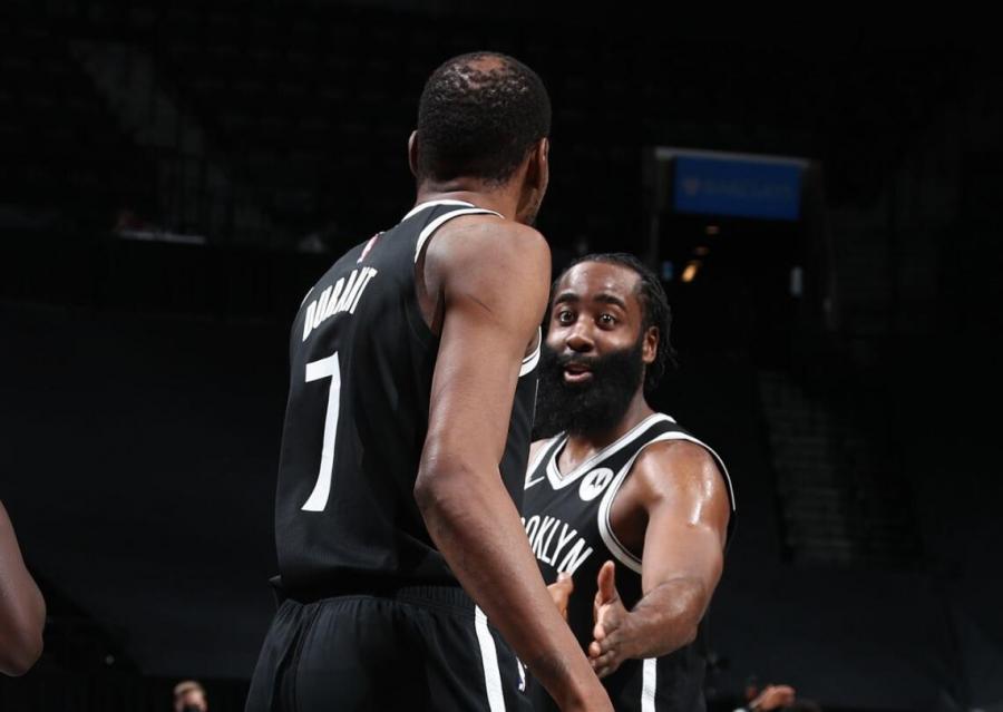在火箭待了這麼多年,都沒享受到這待遇,哈登來到籃網之後徹底被釋放了!-黑特籃球-NBA新聞影音圖片分享社區