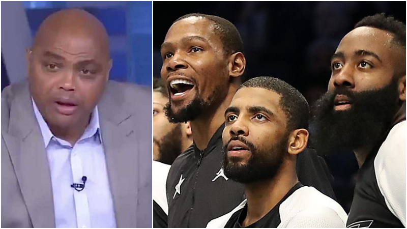 球夠分嗎?巴克利一番嘲諷痛擊要害:KD的隊友從「浪花兄弟」變成「運球兄弟」!-黑特籃球-NBA新聞影音圖片分享社區