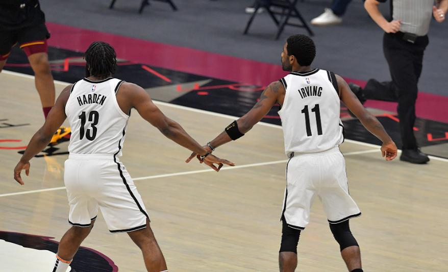 杜蘭特缺陣!厄文38分5助攻,哈登19分11助攻,Sexton 25分9助攻,籃網遭騎士雙殺!(影)-黑特籃球-NBA新聞影音圖片分享社區
