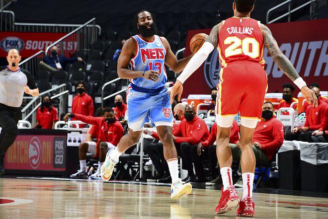 傳球得分自由切換!哈登轟31+8+15找回進攻慾望,越打越有侵略性!(影)-黑特籃球-NBA新聞影音圖片分享社區