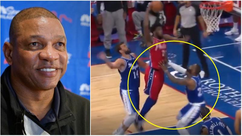 力挺詹皇!老河流:詹姆斯不骯髒,吹罰他對Embiid惡犯太過了!-黑特籃球-NBA新聞影音圖片分享社區