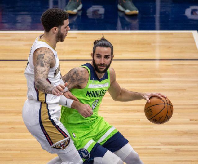 無Russell也無Towns,鵜鶘照樣輸給灰狼,備受關注的他們近9場比賽已經輸了8場!(影)-黑特籃球-NBA新聞影音圖片分享社區