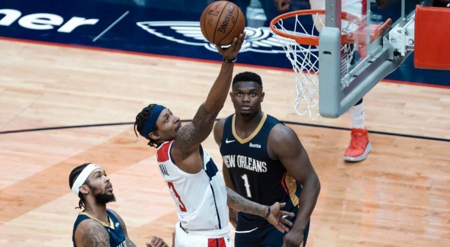 扎心了!Beal近十場40+得分的比賽全輸了,NBA歷史第一人,賽後心態都崩了!(影)-黑特籃球-NBA新聞影音圖片分享社區
