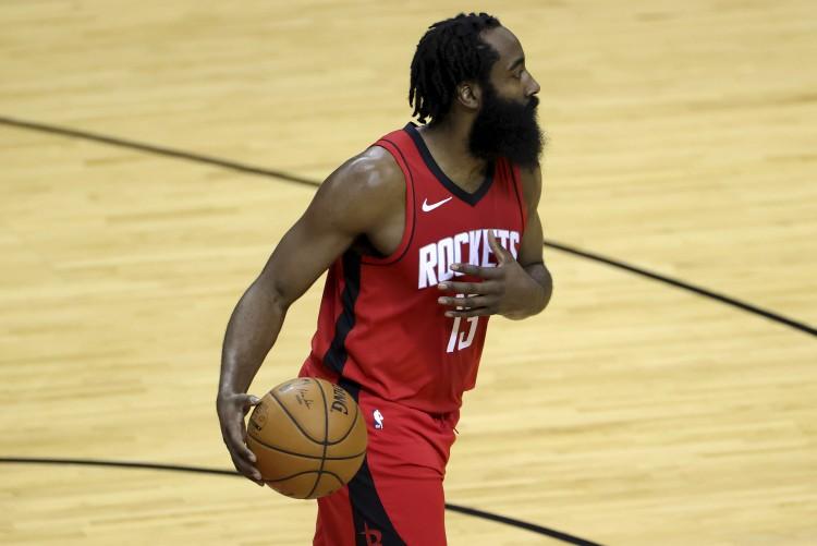 拒絕3年1.5億!火箭為了挽留哈登費盡心血,但他去意已決,寧來籃網給杜蘭特厄文打下手!-黑特籃球-NBA新聞影音圖片分享社區