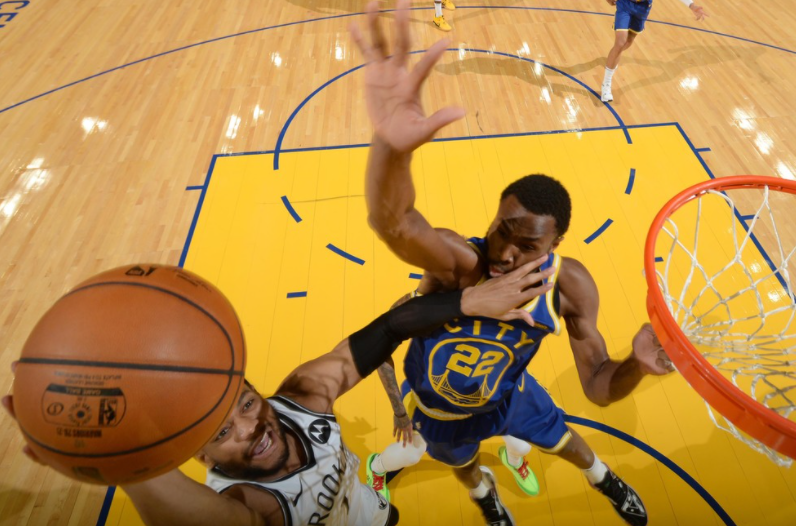 KD 20+6籃網輕取勇士,Curry空砍27分,哈登19+8+16厄文23分!(影)-黑特籃球-NBA新聞影音圖片分享社區