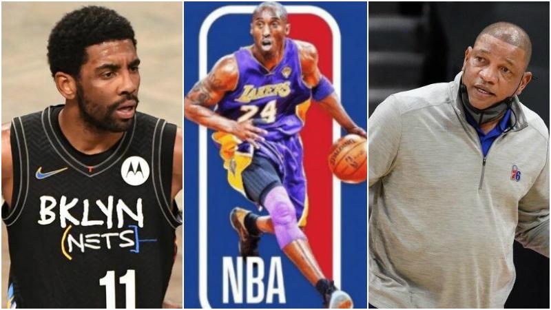 厄文再度呼籲!希望將Logo替換成Kobe,老河流:我選喬丹,不能為了改而改!
