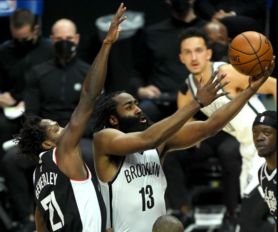 NBA公佈上週最佳球員:哈登再次上榜,Lillard第11次當選創隊史紀錄!-黑特籃球-NBA新聞影音圖片分享社區