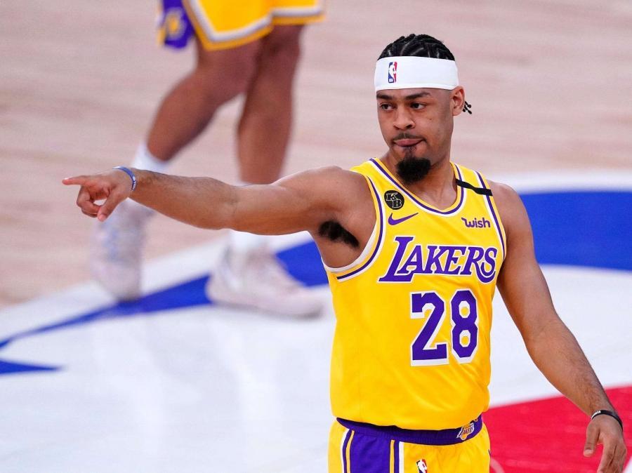 三連敗後,湖人決定裁掉後衛Quinn Cook,為買斷市場提供更多靈活性!-黑特籃球-NBA新聞影音圖片分享社區