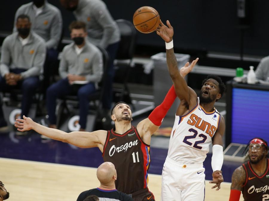 是否認為自己是DPOY候選人?Ayton:啊這,我都起雞皮疙瘩了!-黑特籃球-NBA新聞影音圖片分享社區